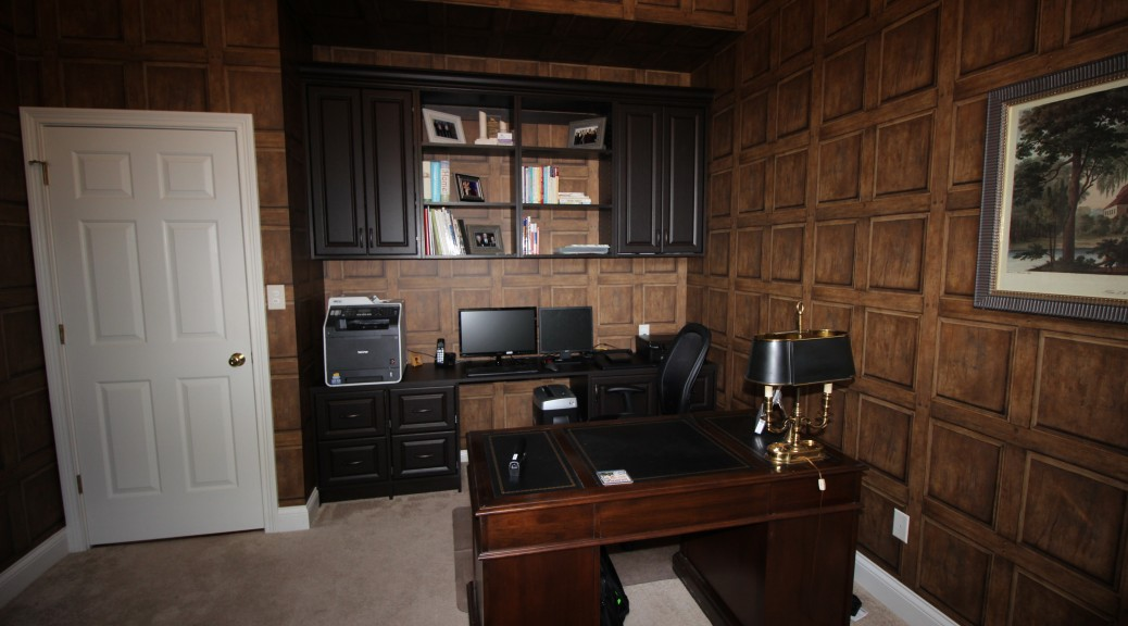 home office organization Knoxville