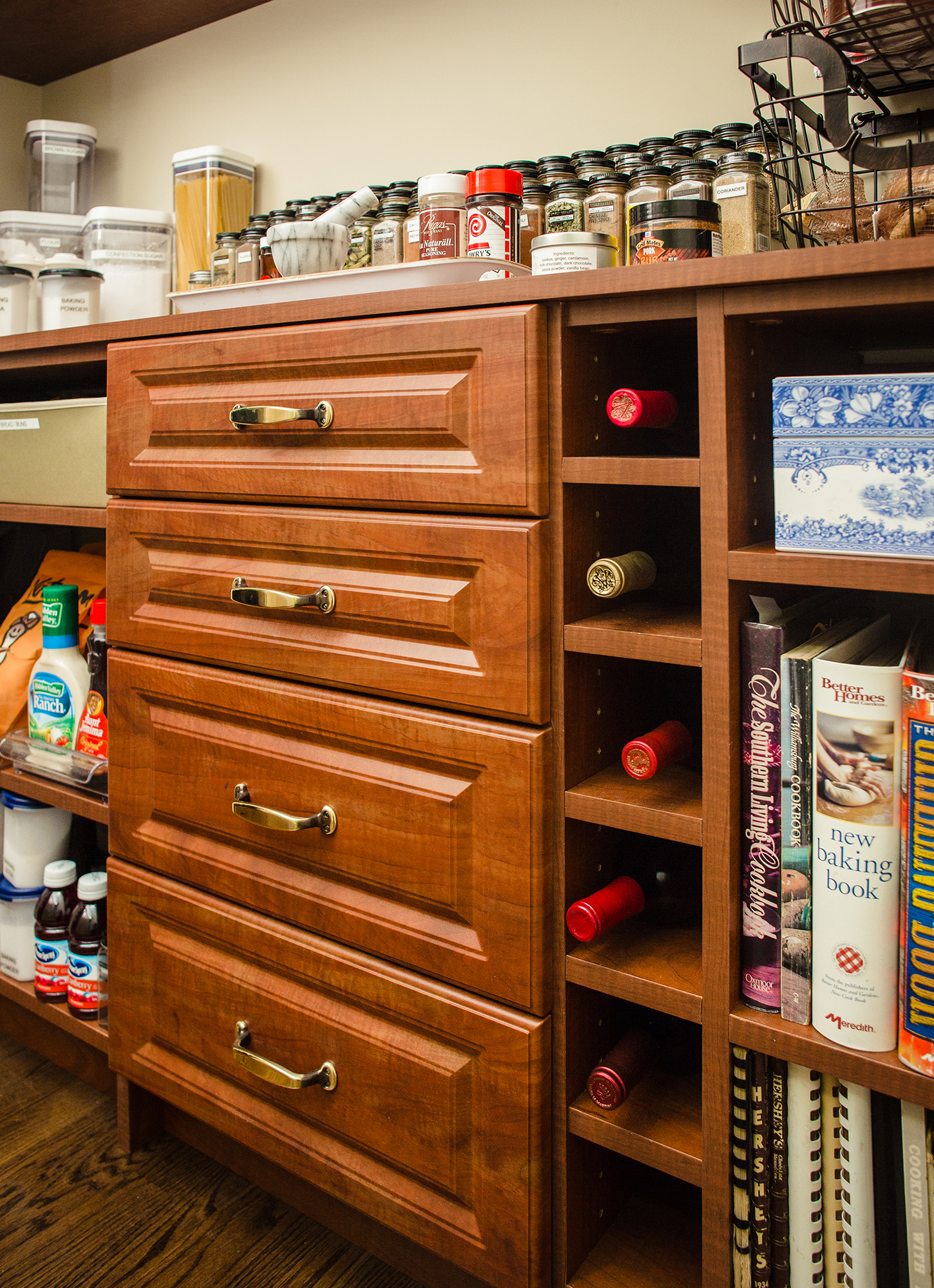 Perfect Pantries for Happy Holidays