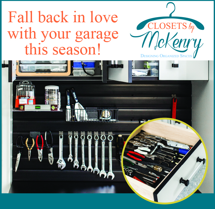 Fall Back in Love With Your Garage This Season!