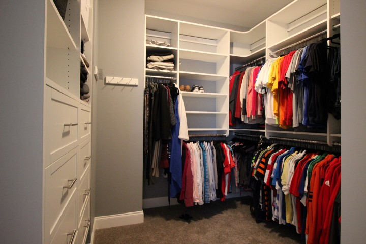 Superb A Master Closet Is The Room That Gets Your Day Started. Your Closet Will Be  More Functional If You Enjoy Being In The Space By Having It Reflect Your  Style.