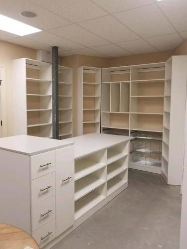 Closets By McKenry Hobby Crafts