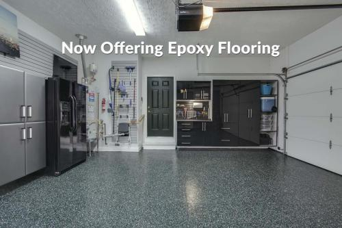Epoxy Garage Floors