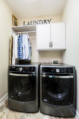Closets By McKenry Laundry Room