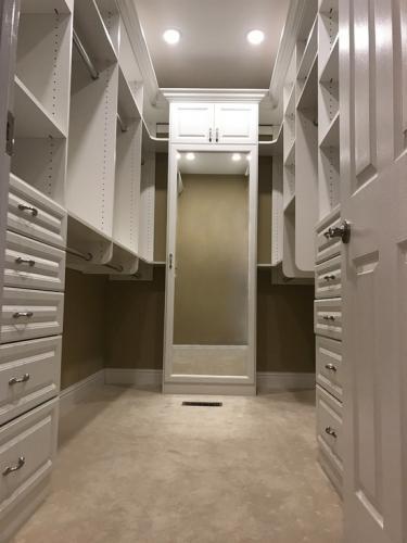 Northshore Master Closet